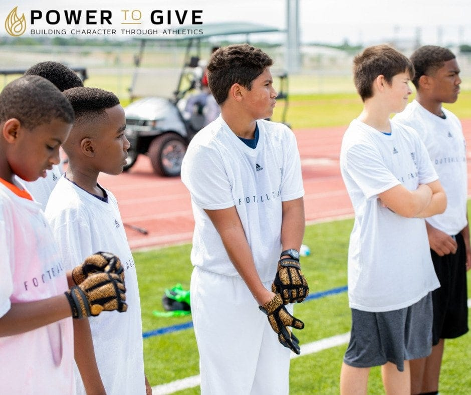 Power To Give Foundation - Frisco, TX