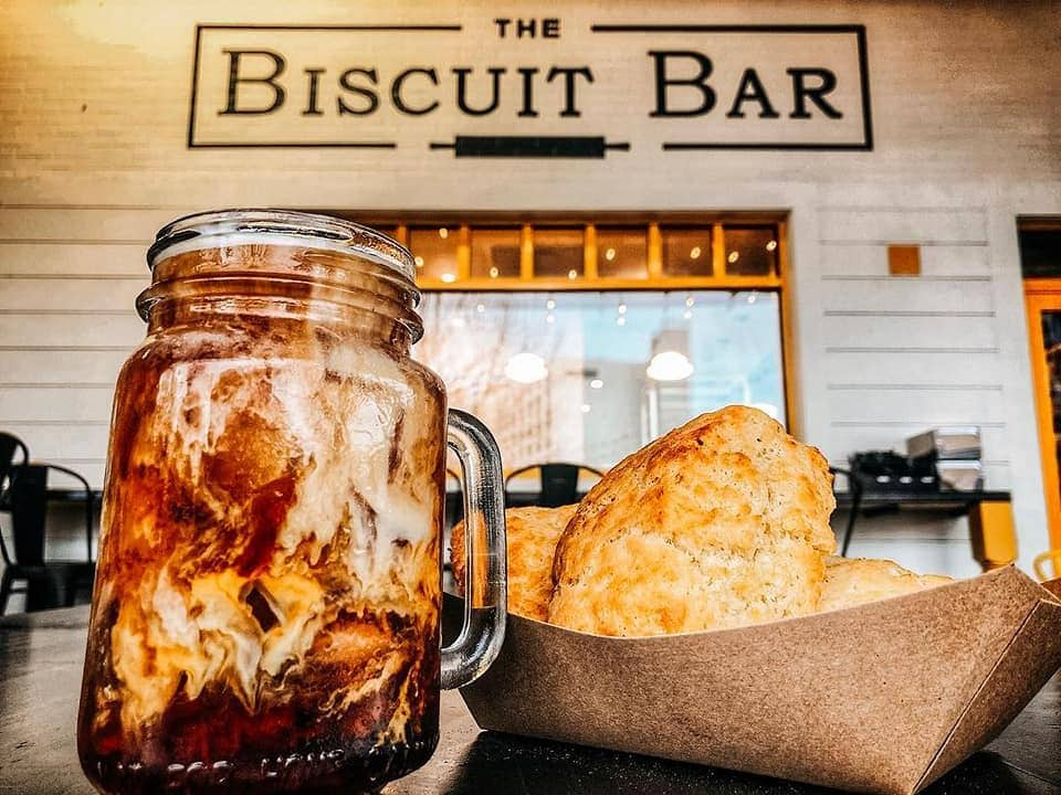 The Biscuit Bar Boardwalk