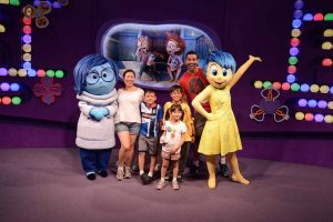 Disney World Inside Out