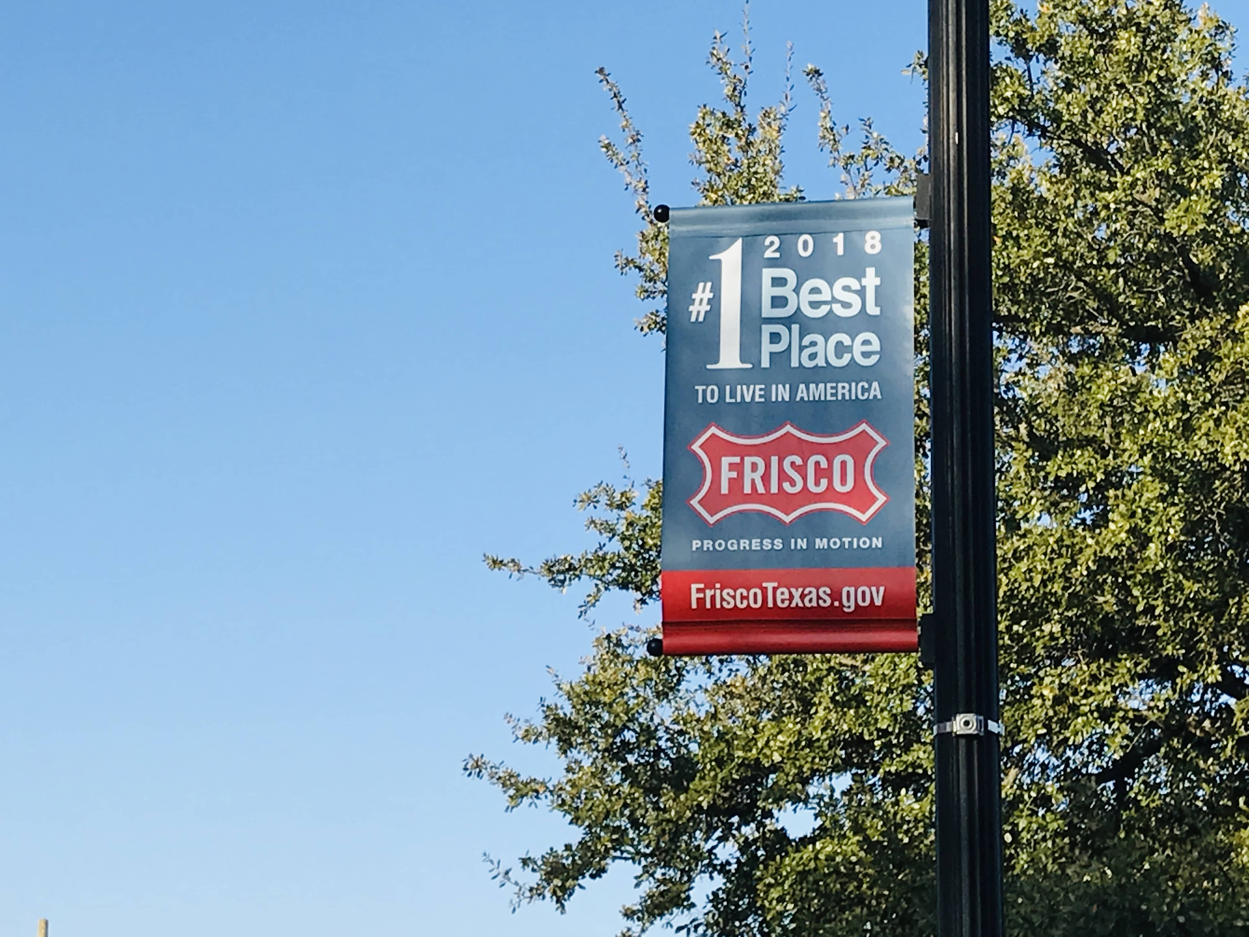Frisco Texas Best Place to Live