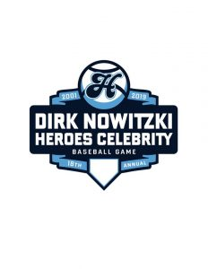 Dirk Nowitzki's  2019 Heroes Celebrity Baseball Game @ Dr Pepper Ballpark
