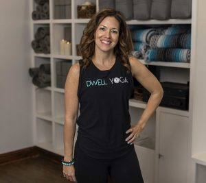 Dwell Yoga Studio - Maureen Beville