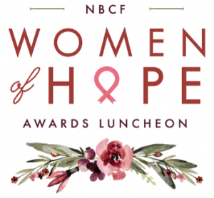 NBCF Women of Hope logo