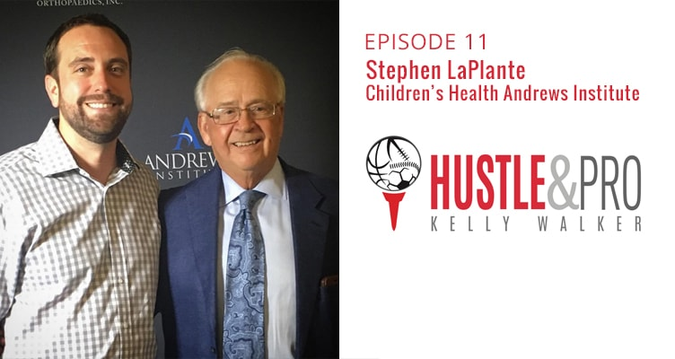 Hustle and Pro Stephen LaPlante