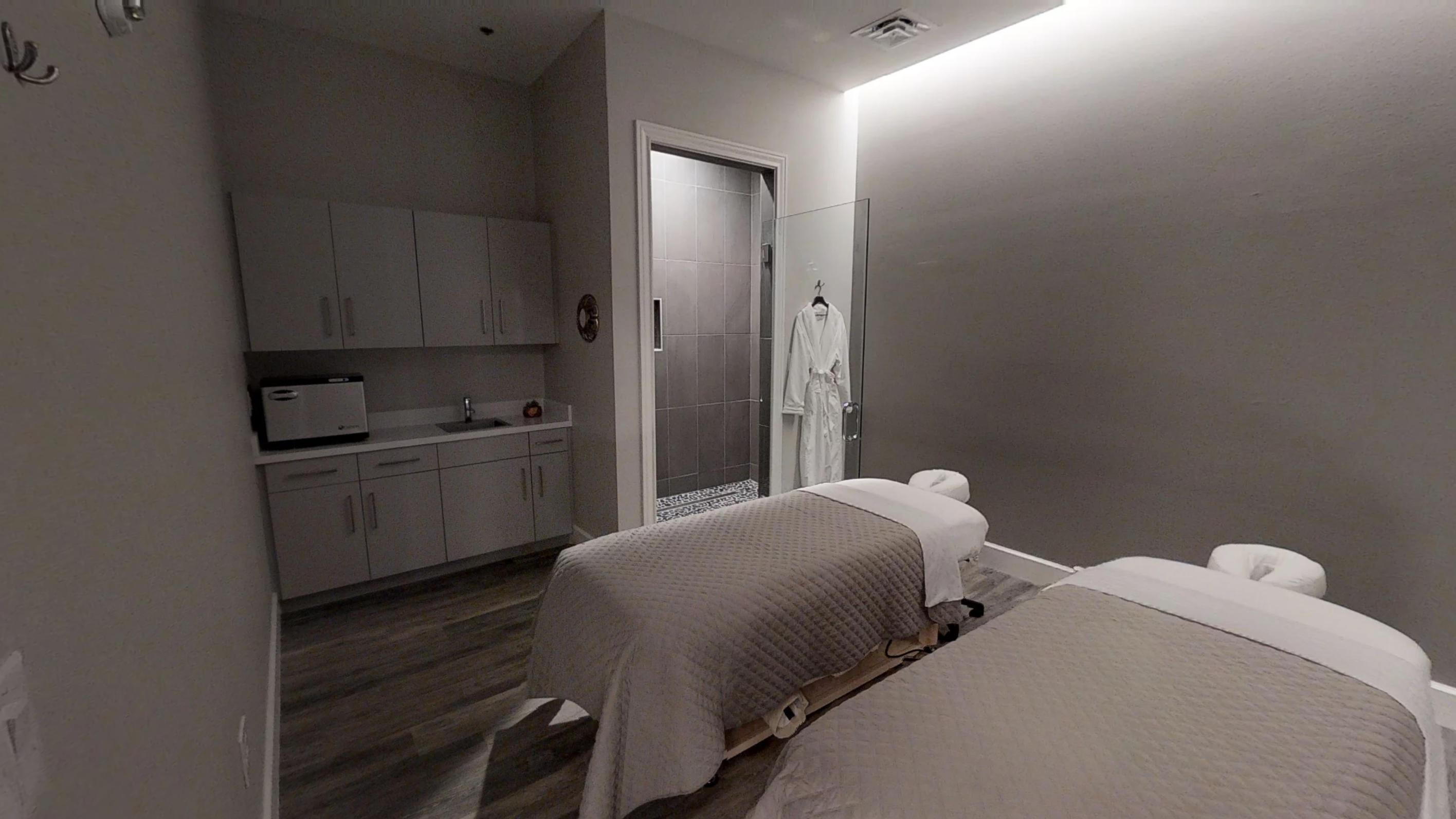 Culture A Day Spa couples room