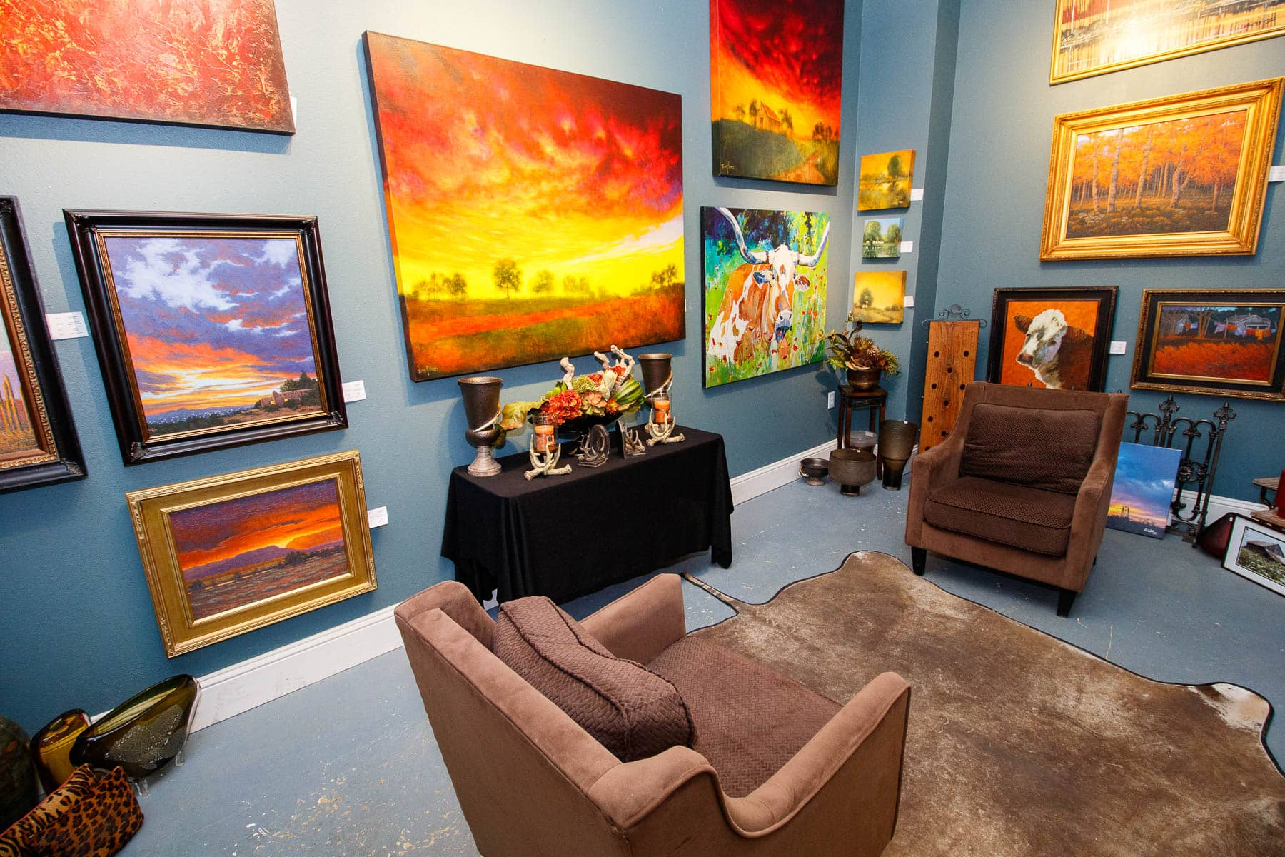 Frisco Fine Art Gallery WaterTower Event Space