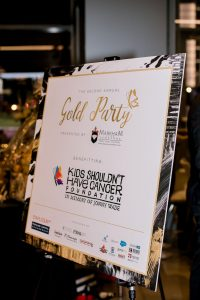 Gold Party Frisco TX Kids Shouldnt Have Cancer 2