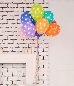 baloons party 2