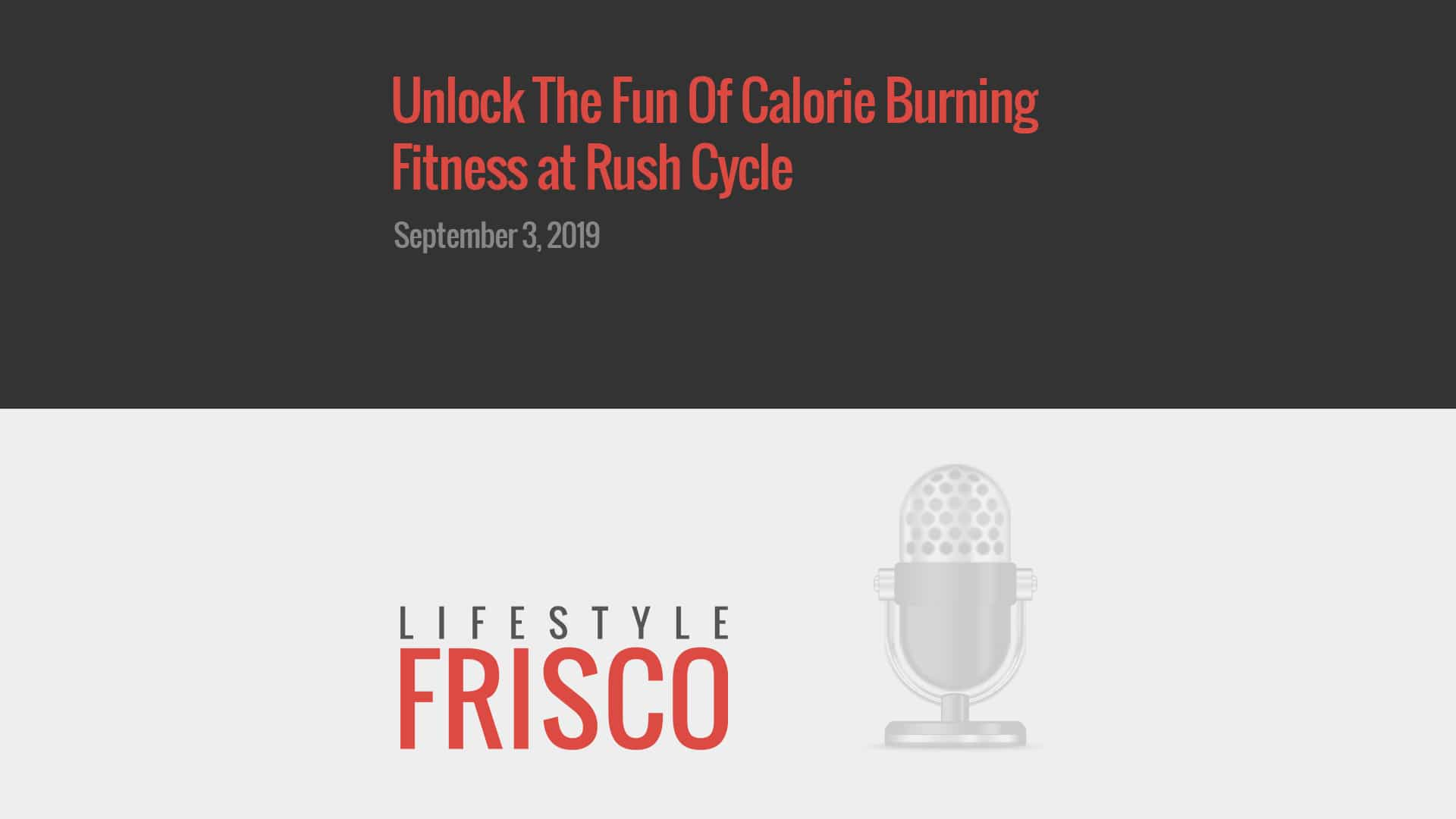 Unlock the Fun of Calorie Burning Fitness at Rush Cycle