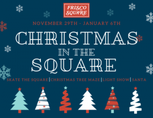 Christmas in the Square @ Frisco Square