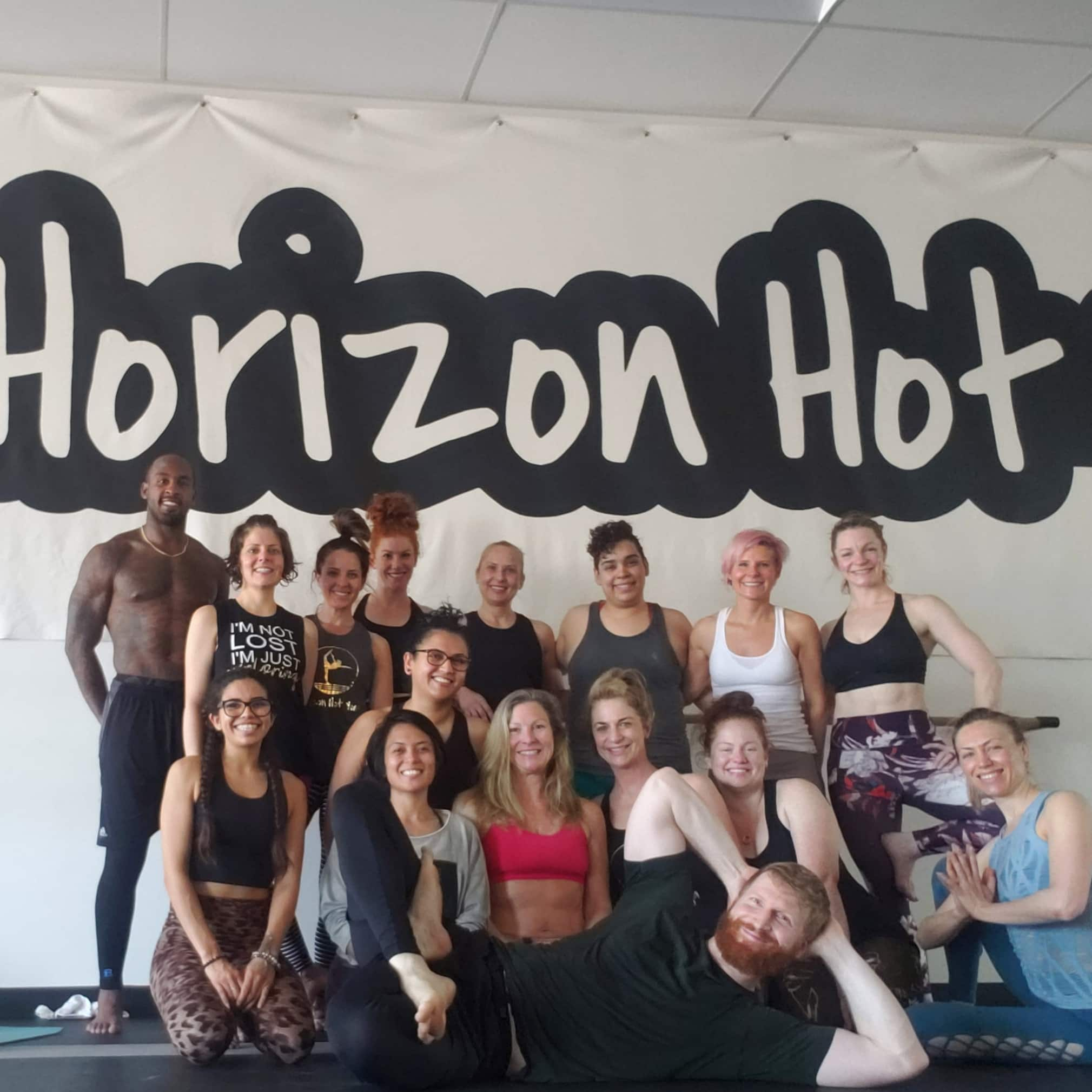 Horizon Hot Yoga Frisco
