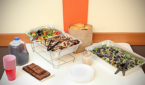 Brown Bag DFW Catering