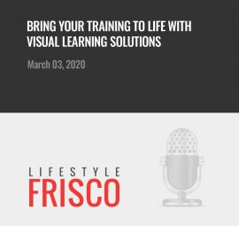 Visual Learning Solutions on The Frisco Podcast