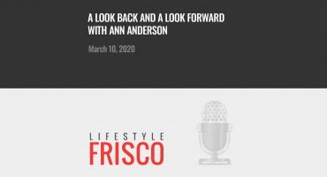 Ann Anderson on The Frisco Podcast