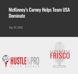 Megan Carney on Hustle and Pro