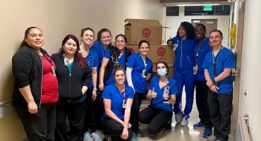 texas legends medical workers