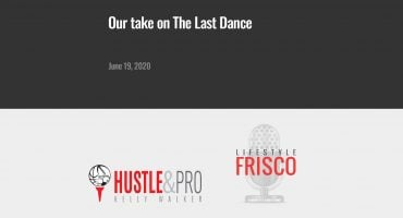 Chad Brown and Fred Hammond on Hustle and Pro