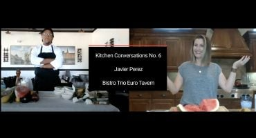 Kitchen Conversations episode 006 javier perez bistro trio euro tavern