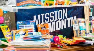 Texas Legends Mission of the Month