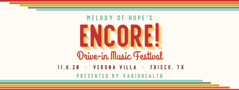 Melody of Hope Drive In Music Festival