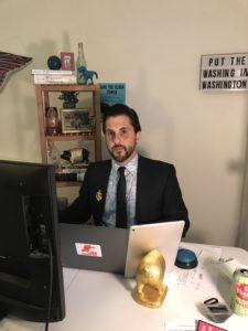 Brandon Oropallo founder DFW Scavenger Hunt