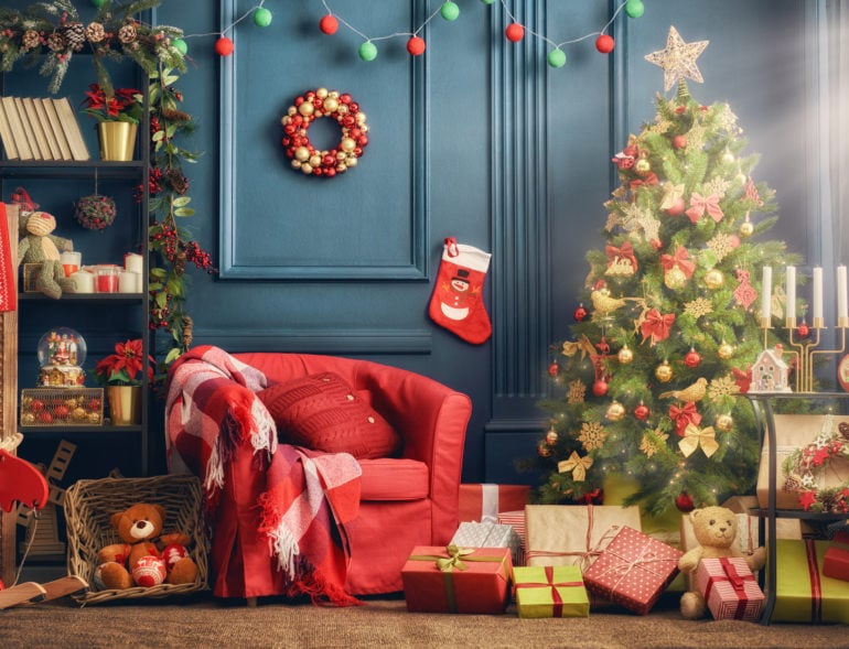 holidays Christmas obsessed decor